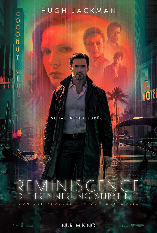 Reminiscence   Hugh Jackman ist auf einer Erinnerungsmission im Trailer zum Sci-Fi-Thriller