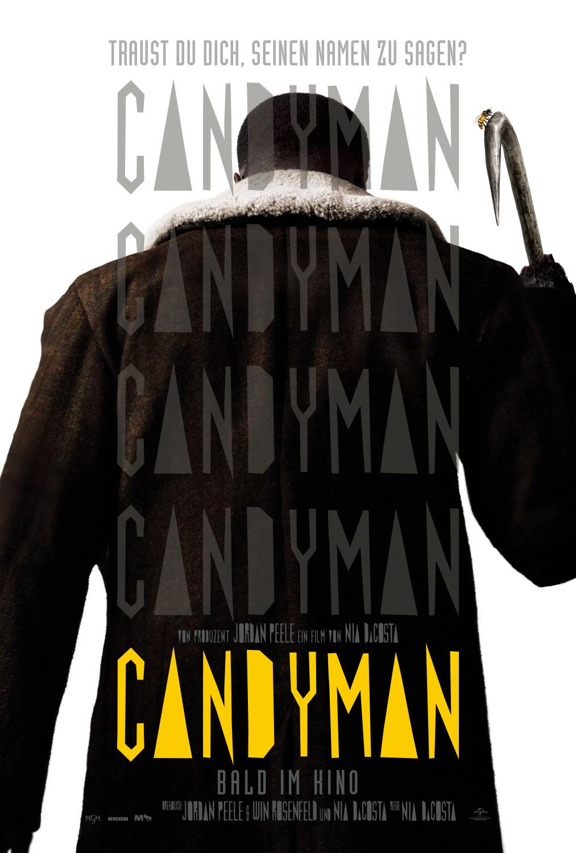 CANDYMAN Featurettes, die den Entstehungsprozess beleuchten