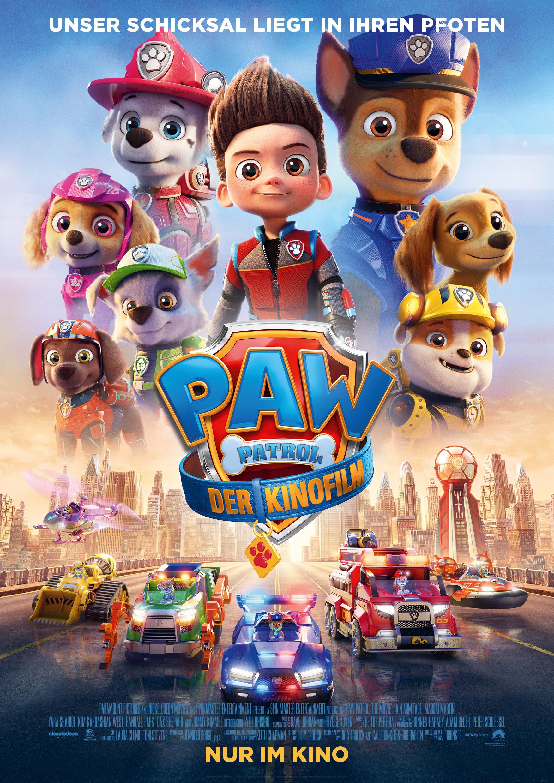 PAW Patrol - Der Kinofilm - Der erste Trailer und Synchronsprecher*innen sind da!