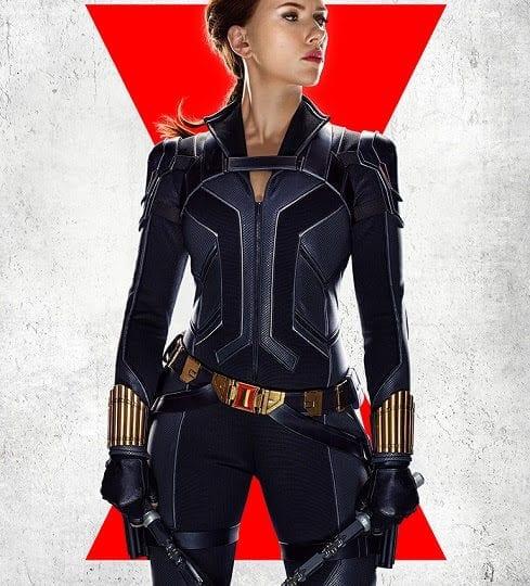 Countdown für BLACK WIDOW | Special Look und eine Botschaft von Scarlett Johansson