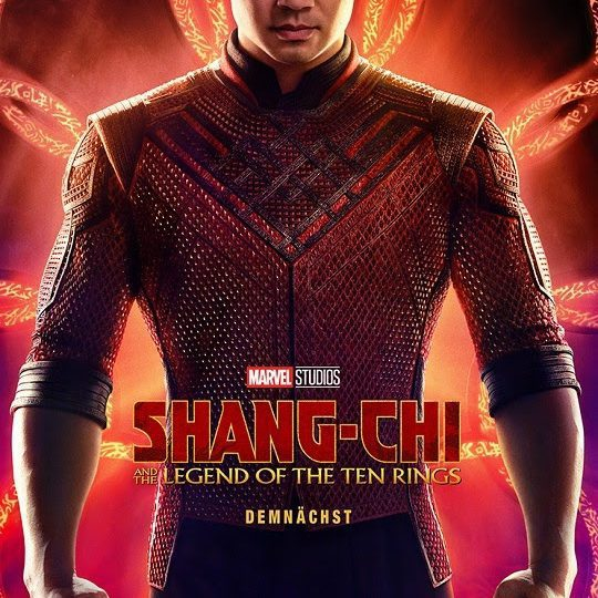 SHANG-CHI AND THE LEGEND OF THE TEN RINGS - Der brandneue Trailer ist da!