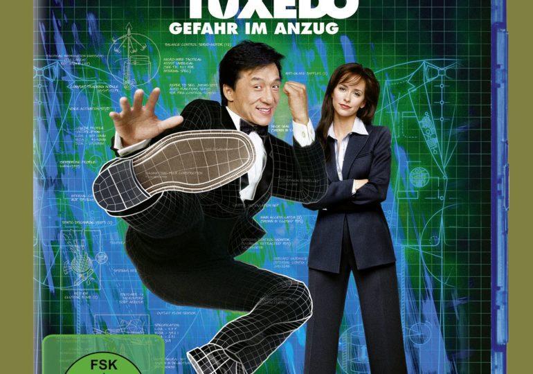 Jackie Chan in THE TUXEDO - GEFAHR IM ANZUG erstmals auf Blu-ray erhältlich