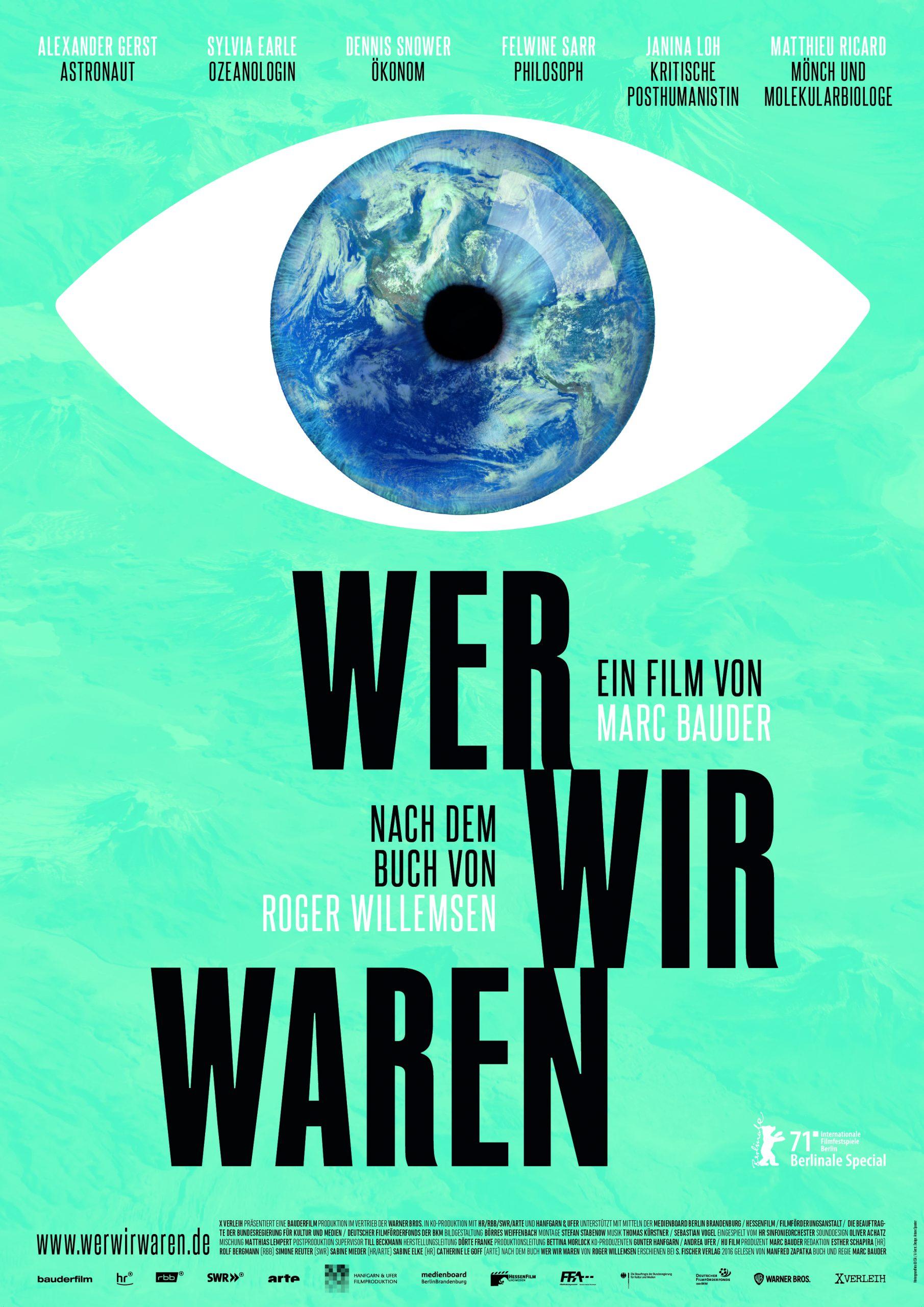 """""""WER WIR WAREN"""" läuft seit 08. Juli 2021 in den deutschen Kinos"""