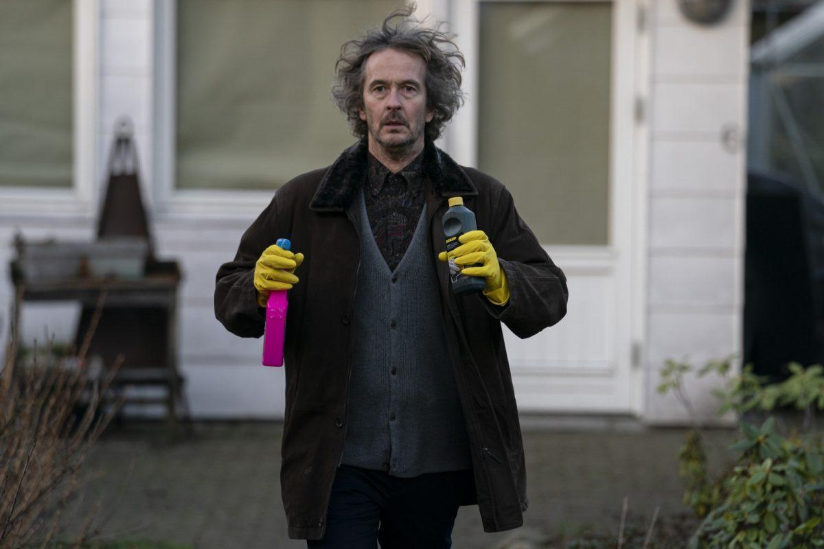 Lennart (Lars Brygmann) als Tatortreiniger