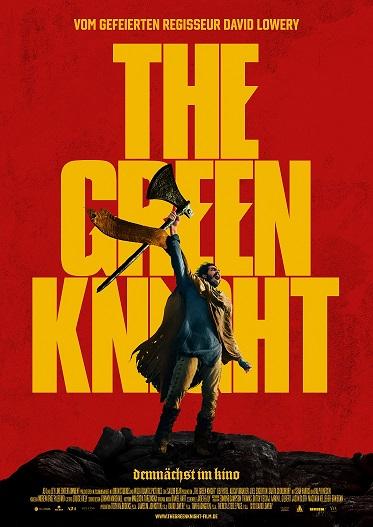 The Green Knight   Charakter Feature zum Kinostart