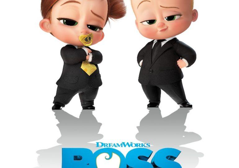 BOSS BABY - SCHLUSS MIT KINDERGARTEN Neuer Trailer