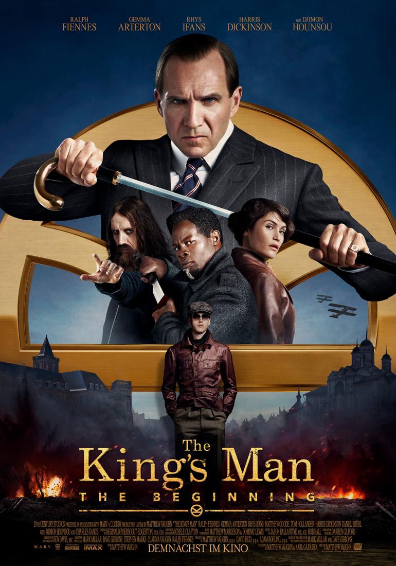 """The Kings Man: The Beginning"" mit neuem Trailer"
