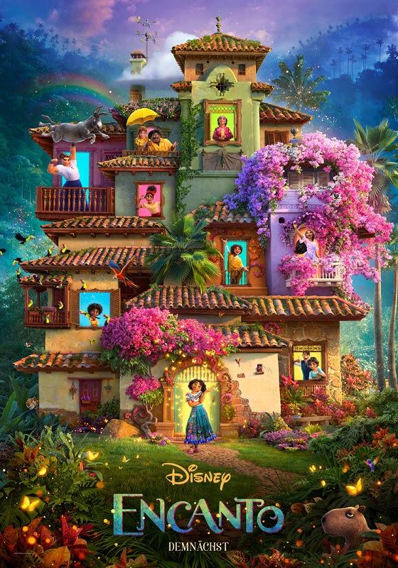 Erster Trailer zu Disney's ENCANTO