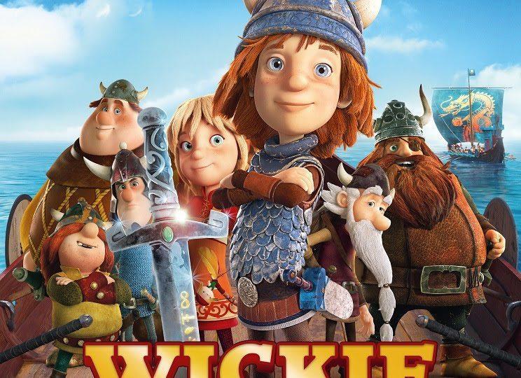 WICKIE UND DIE STARKEN MÄNNER –DAS MAGISCHE SCHWERT- Ab 02. September 2021 im Kino