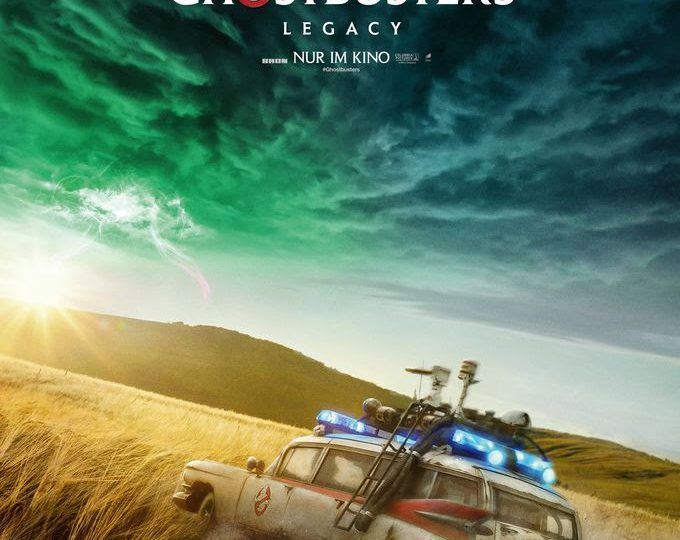 GHOSTBUSTERS: LEGACY   NEUER TRAILER