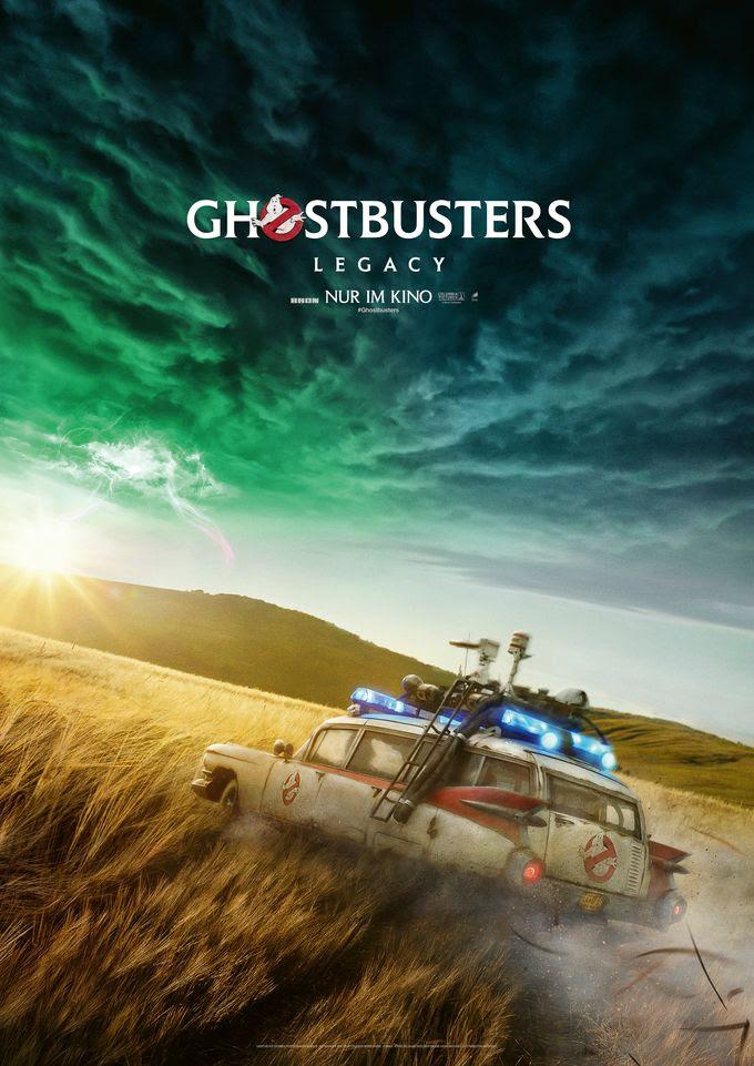 """Film Kritik: """"Ghostbusters: Legacy"""" ist ein nostalgischer Geisterspaß im Retro-Look"""