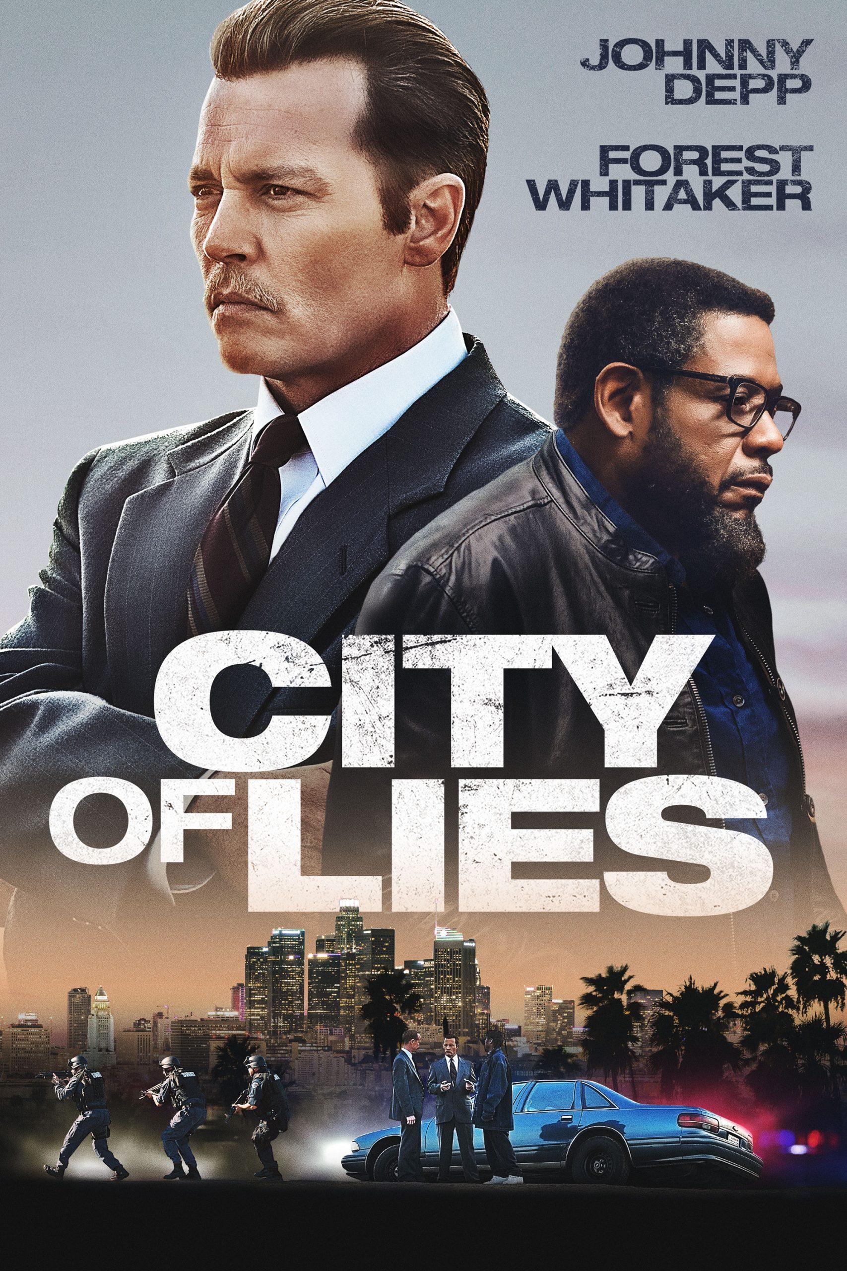 Film Kritik   City OF Lies   2021