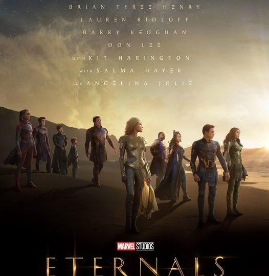 Marvel's Eternals Trailer bringt Göttliches in das MCU