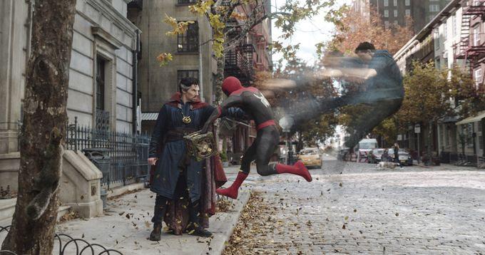 Spider-Man: No Way Home | Teaser-Trailer | Es gibt Ärger im Multiversum für Peter Parker und Doctor Strange