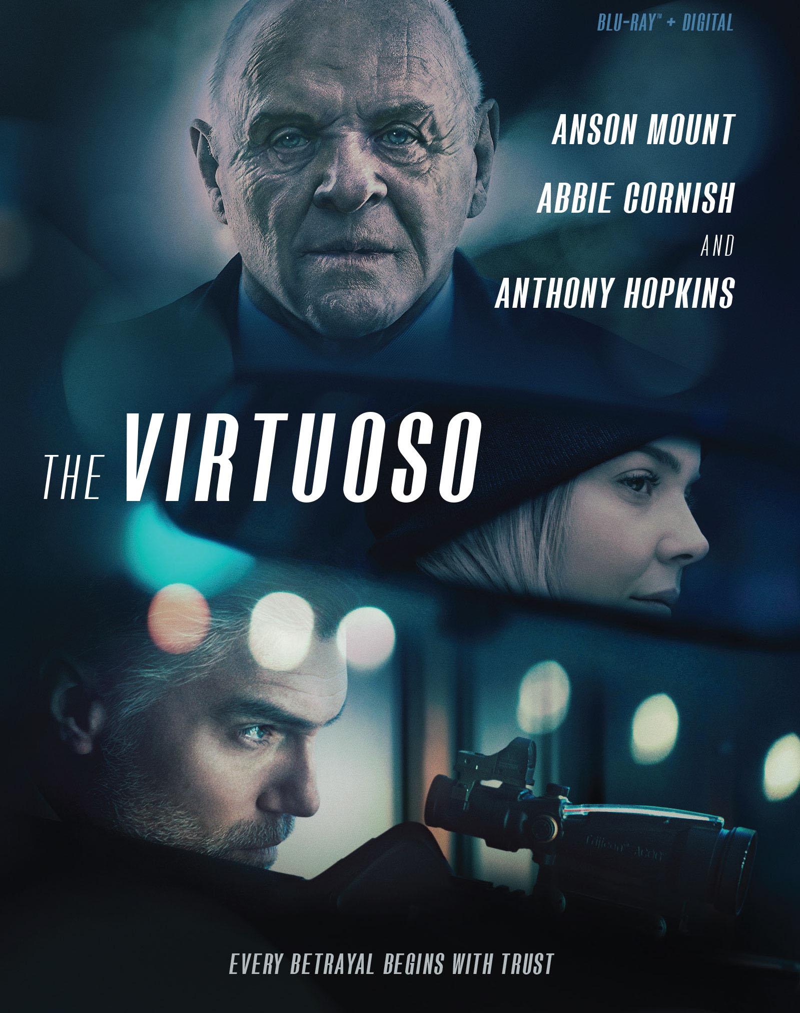 Film Kritik   The Virtuoso ist ein vorhersehbarer und langweiliger Thriller