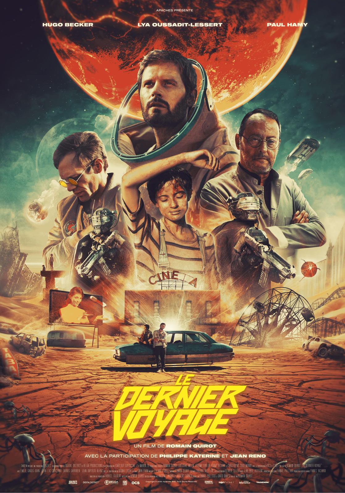 """Film Kritik: """"Last Journey"""" erfreut mit positiven Elementen - lässt aber Beständigkeit vermissen"""