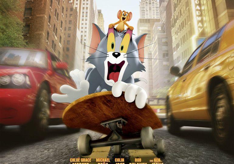 Film Kritik | Ein Tom und Jerry Film mit einem Mangel an Esprit und Witz