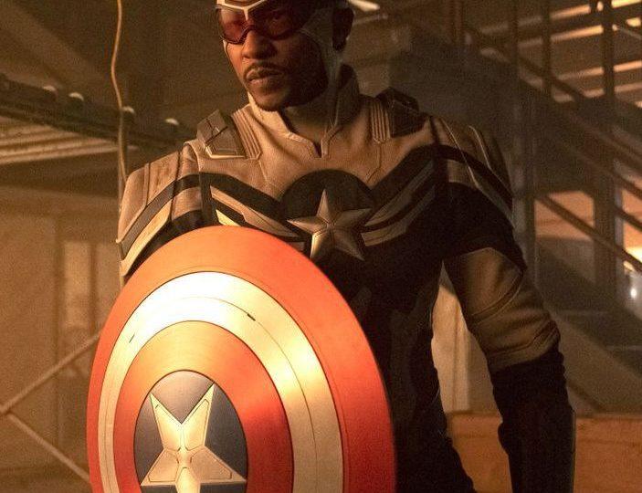 Captain America 4 kommt mit Anthony Mackie