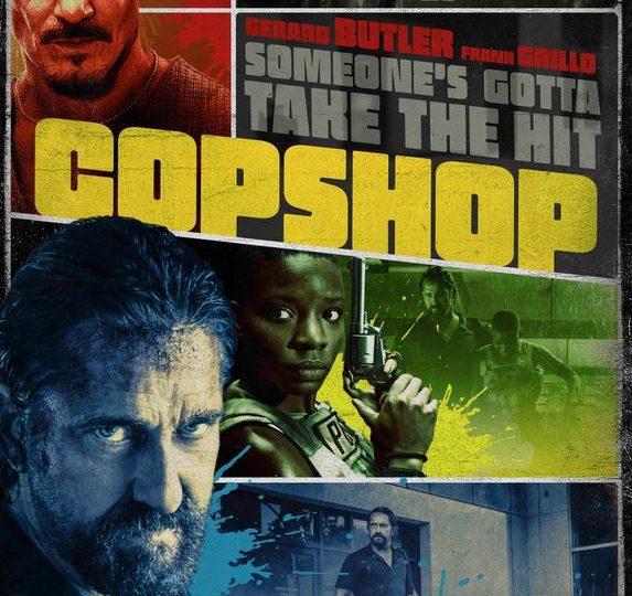 Gerard Butler jagt Frank Grillo im Trailer zu Joe Carnahans Copshop