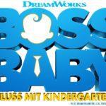 Boss Baby Schriftzug
