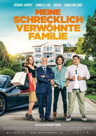 MEINE SCHRECKLICH VERWÖHNTE FAMILIE | TRAILER | 2021
