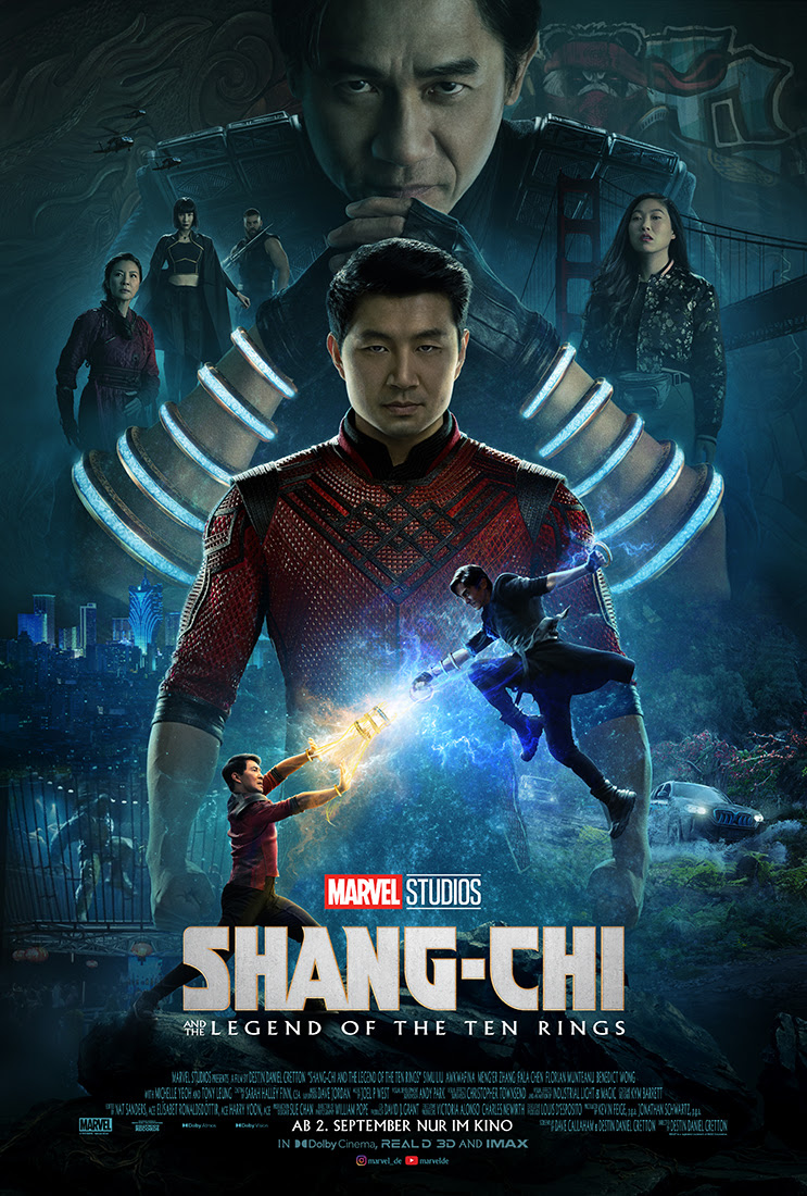 Film Kritik | Shang Chi And The Legend Of The Ten Rings ist ein beeindruckender Marvel Film