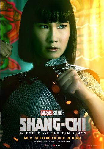 Xialing (Meng'er Zhang) in Shang Chi And The ten Rings