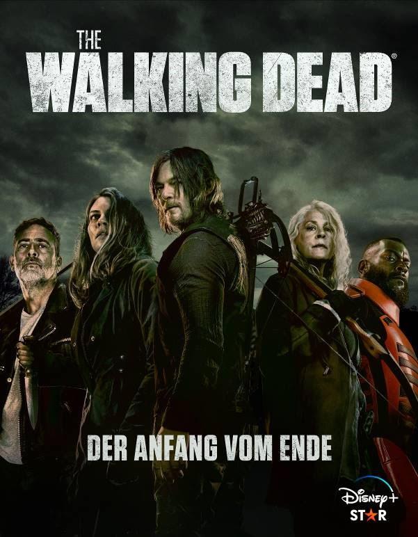 THE WALKING DEAD | NEUE STAFFEL AB 23. AUGUST AUF DISNEY+