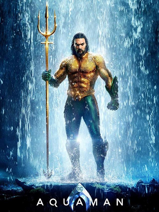 """Dc FanDome: Hinter den Kulissen von """"Aquaman - Das verlorene Königreich"""""""