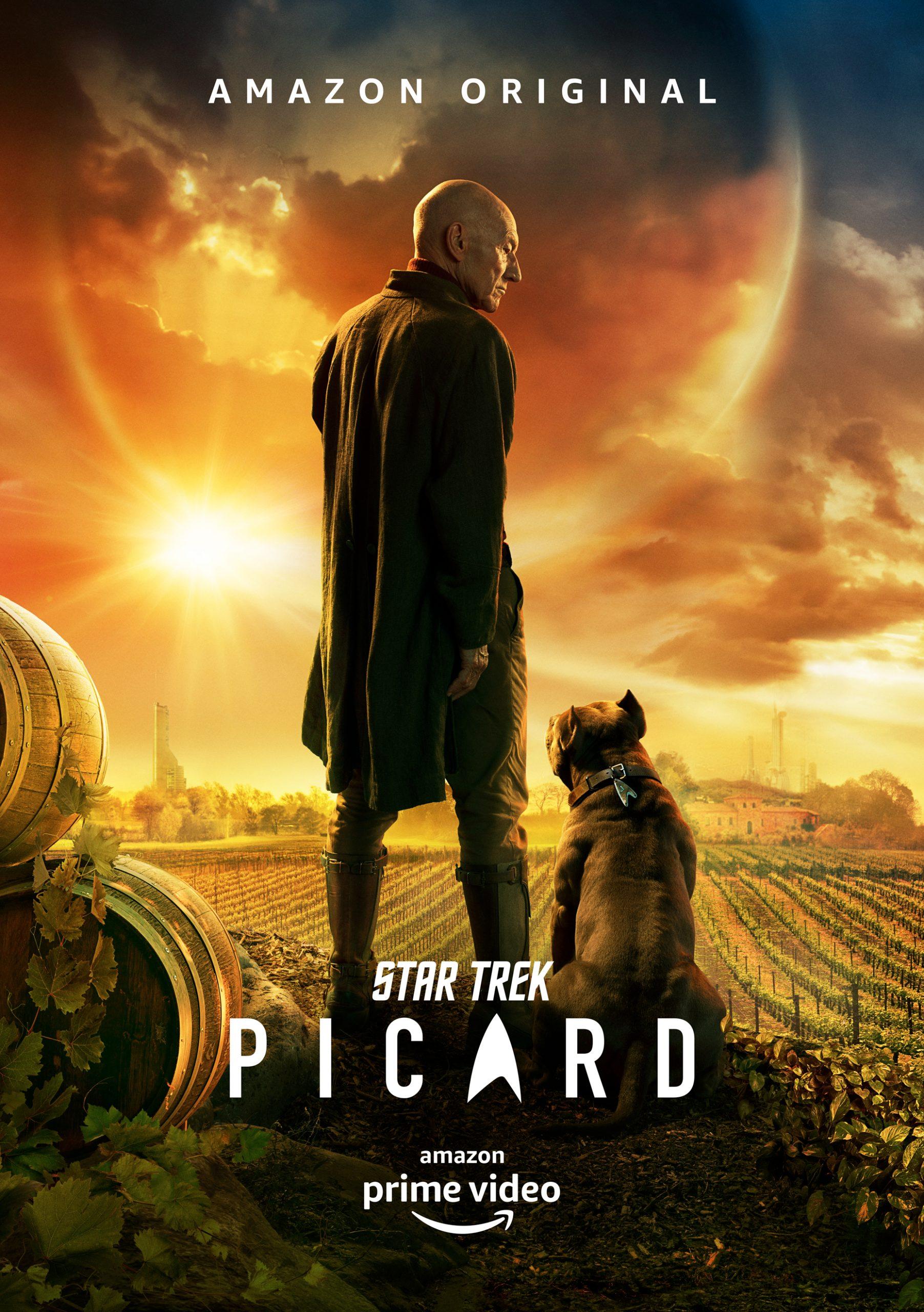Star Trek Picard dritte Staffel bestätigt und Trailer zu Staffel 2 online