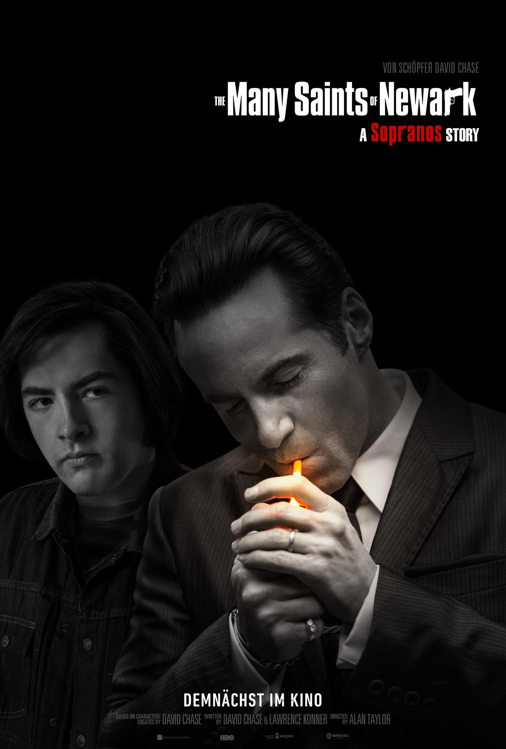 """Trailer: """"The Many Saints Of Newark"""" zeigt den Aufstieg von Tony Soprano"""