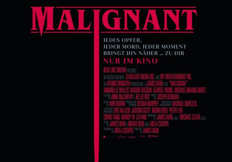 Malignant  | Neuer Trailer zum kommenden Horrorfilm von James Wan