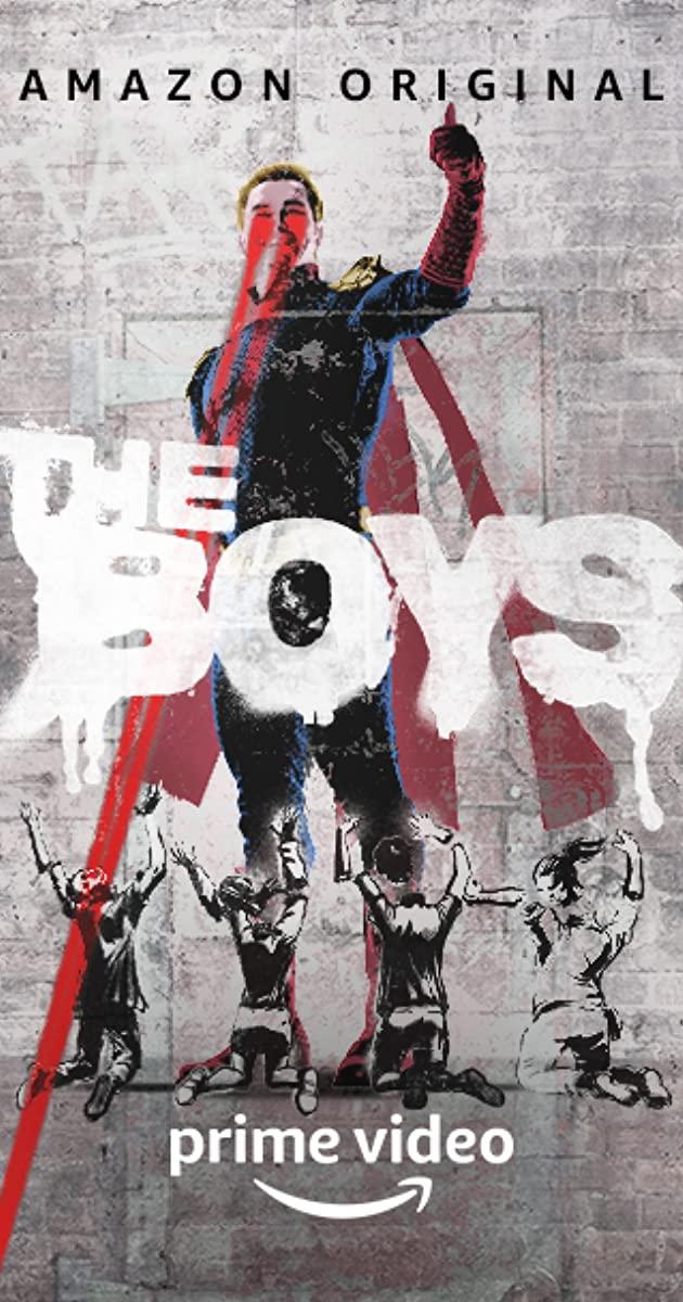 "Amazon Serie ""The Boys"" bekommt Serien Prequel spendiert"