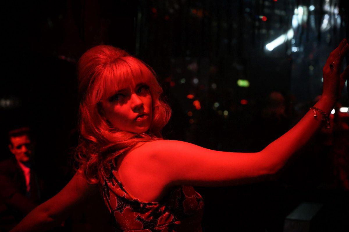 Anya Taylor-Joy als Sandie in LAST NIGHT IN SOHO