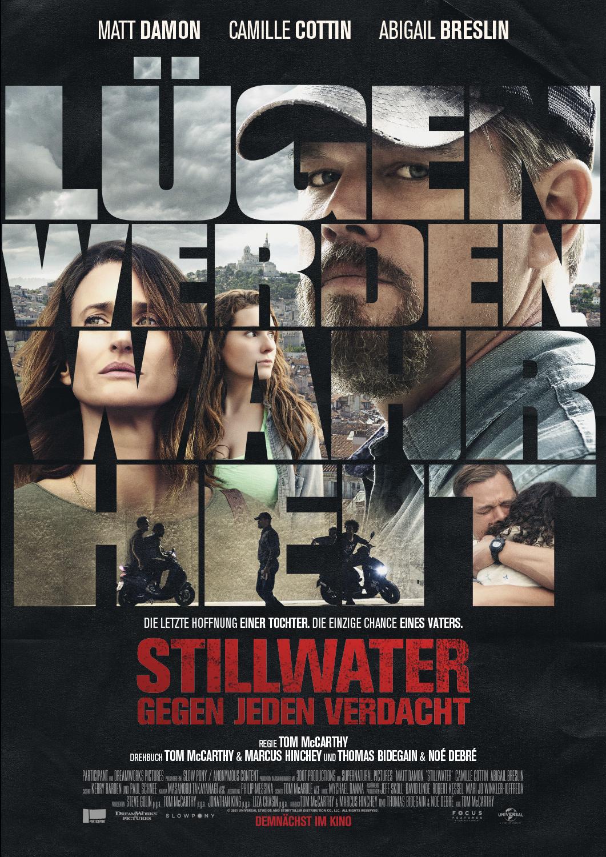 """FILM KRITIK: """"STILLWATER - GEGEN JEDEN VERDACHT"""" IST EIN ERWACHSENER DRAMA-THRILLER HYBRID"""