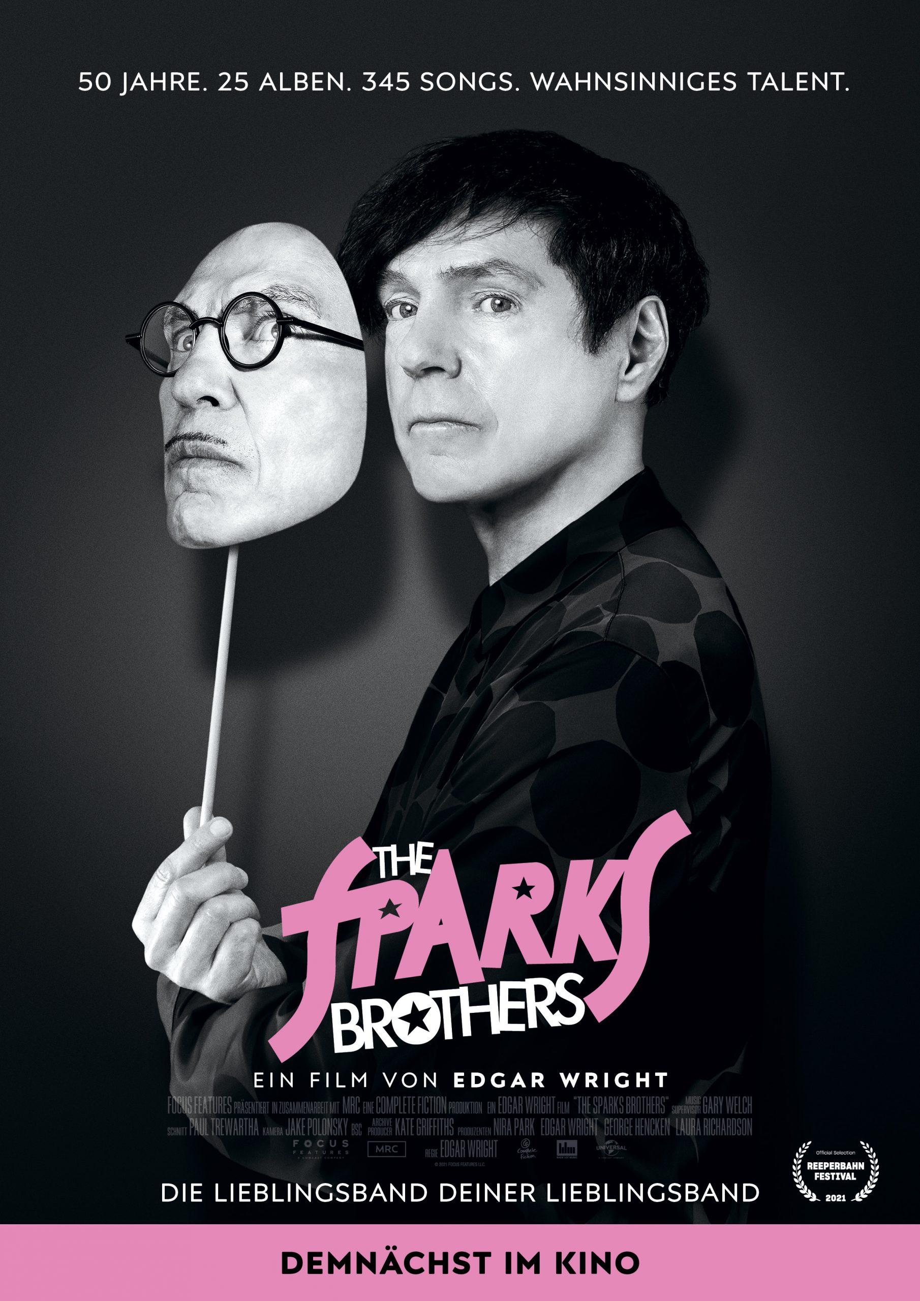 """Film Kritik: """"The Sparks Brothers"""" sind eine nicht aufzuhaltende Absurdität"""