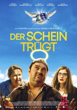 """""""DER SCHEIN TRÜGT"""": Eine bitterböse, schwarzhumorige Komödie ab 16. Dezember 2021"""