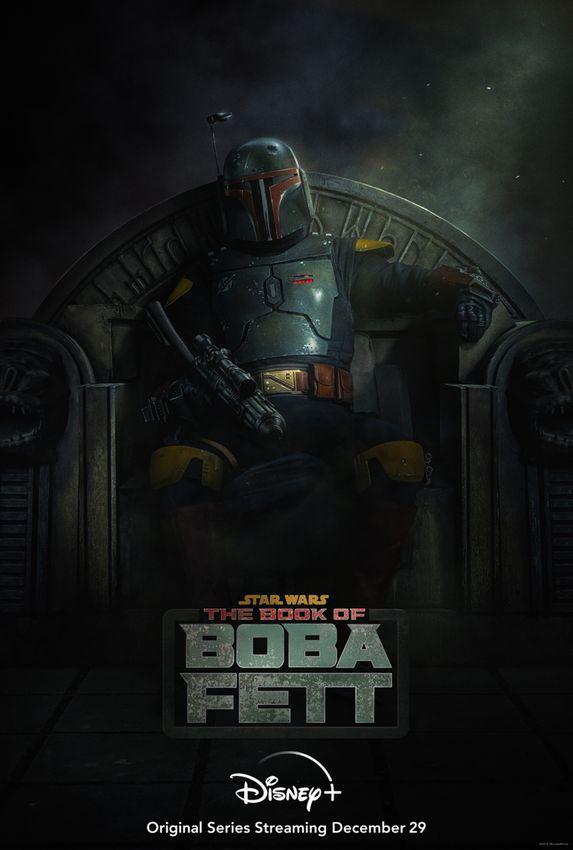 Star Wars: Das Buch Von Boba Fett |  Veröffentlichungstermin im Dezember bestätigt