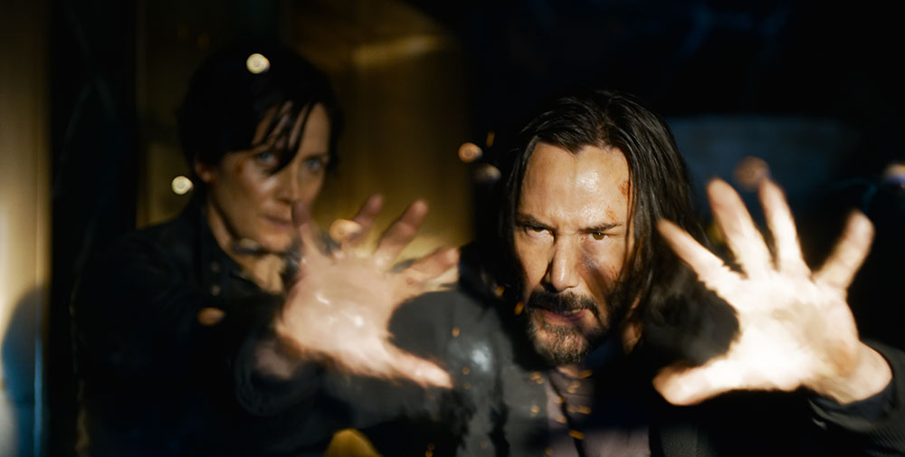 The Matrix Resurrections © Warner Bros. Studios