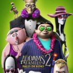 Filmplakat für den kommenden zweiten Film der Addams Family