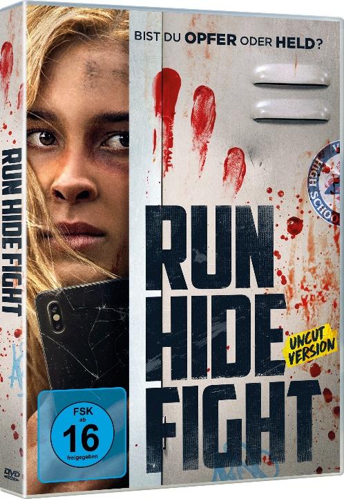 """""""RUN HIDE FIGHT"""": Der deutsche Trailer zum Video-On-Demand Start am 28. Oktober"""
