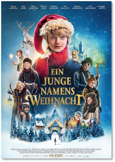 EIN JUNGE NAMENS WEIHNACHT | Trailer zum diesjährigen Weihnachts-Familienfilm