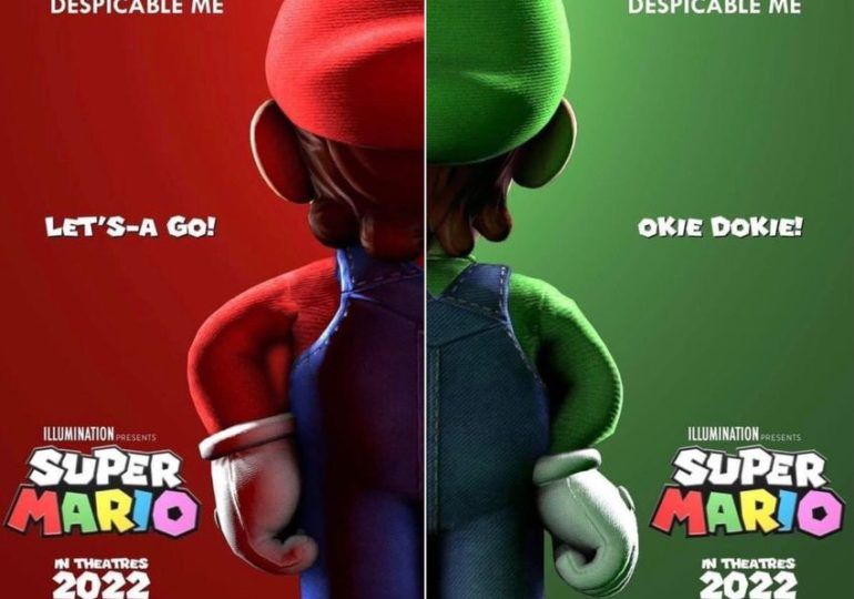"""Super Mario Brothers""-Film: Chris Pratt, Taylor-Joy und Seth Rogen unter den Darstellern"