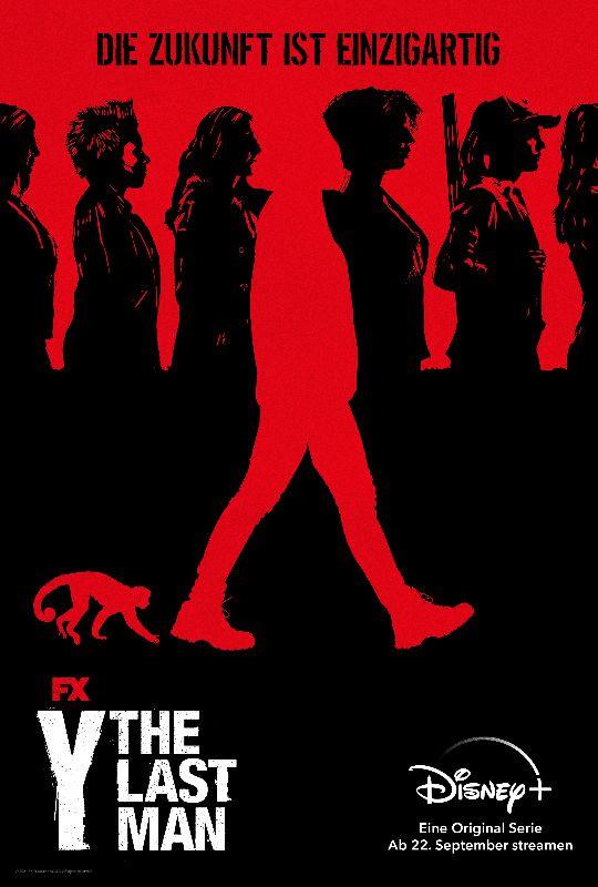 """""""Y: THE LAST MAN""""   Zum heutigen Start der Serie auf Disney+: Das Kunst-Experiment Lost Places!"""