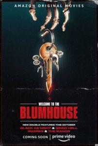 Amazon zeigt vier neue Blumhouse Horror – Filme im Oktober