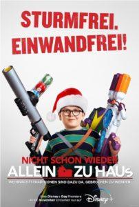 """Reboot-Trailer zu """"NICHT SCHON WIEDER ALLEIN ZU HAUS"""": Es ist wieder Weihnachtszeit und erneut wird ein Kind alleine gelassen"""