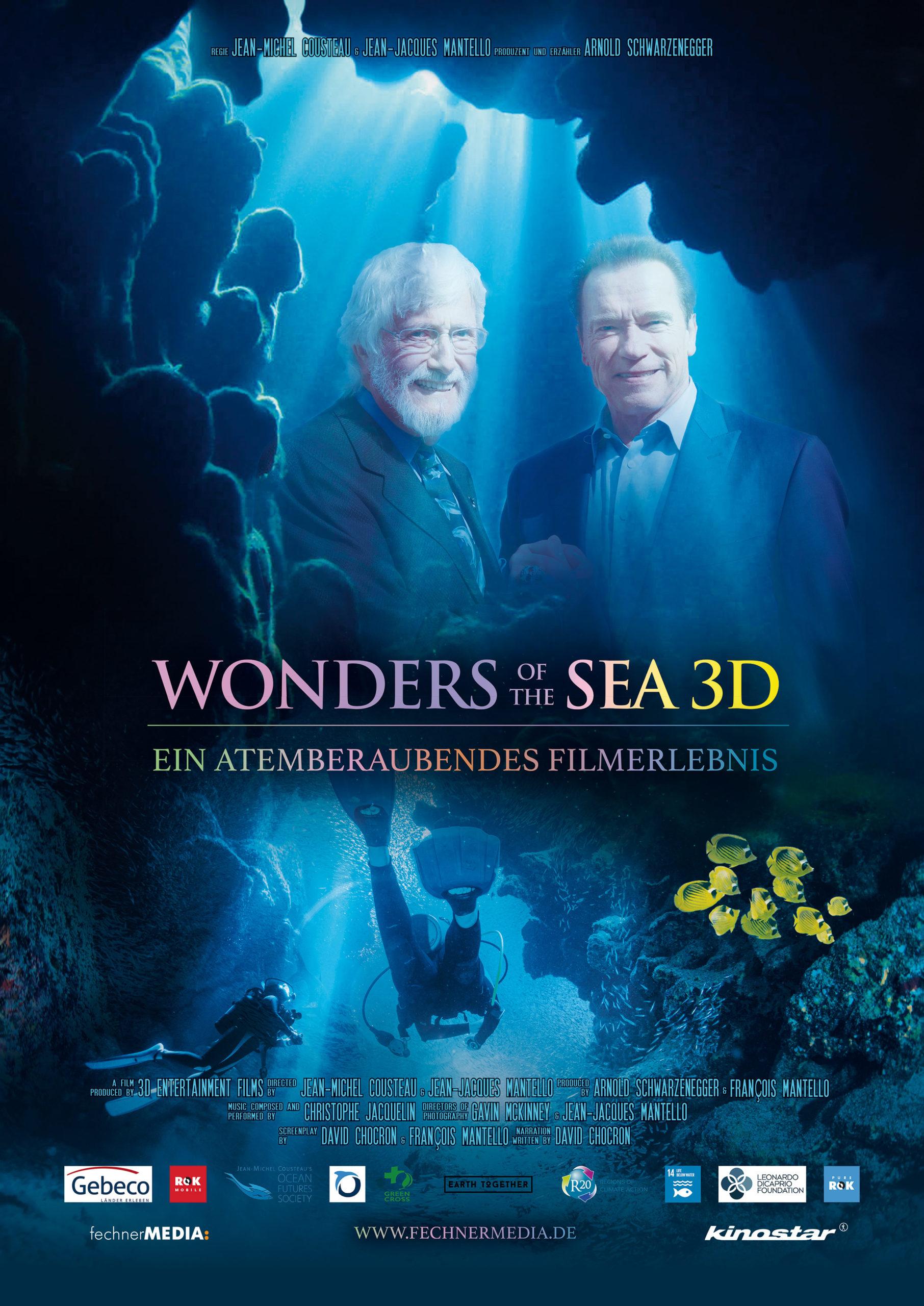 "Trailer: ""Wonders of the Sea 3D""- Ab 07. Oktober 2021 erneut in den Kinos!"