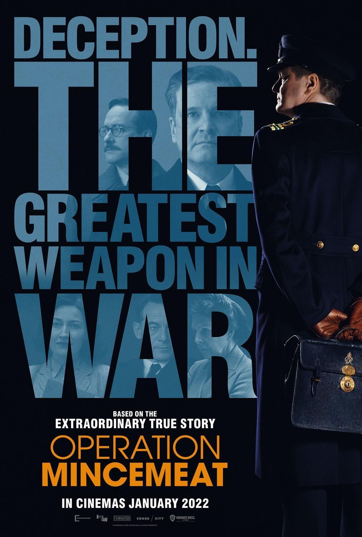 """Operation Mincemeat"": Colin Firth erobert Sizilien"