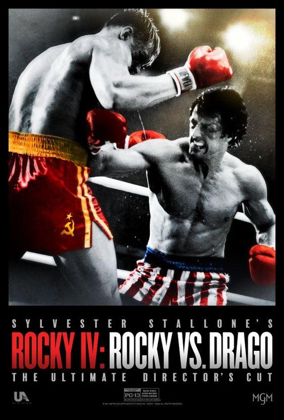 Sylvester Stallones Rocky IV Director`s Cut: Der Trailer zur neuen Version ist da !