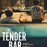Ben Affleck im Auto auf dem Plakat zu Tender Bar